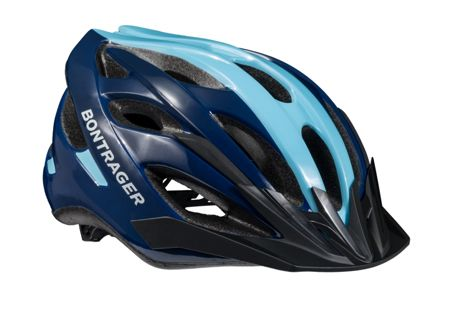 Bike Helmet Bontrager Solstice WSD small / medium navy / powder Ce