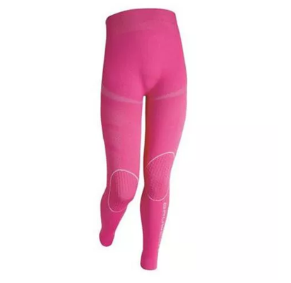 BRUBECK Spodnie Junior Thermo Pink (152/158)