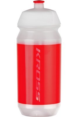Bidon Spring Water bottle 500ml red