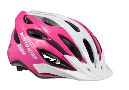 Bike Helmet Bontrager Solstice women's small / medium pink / white CE