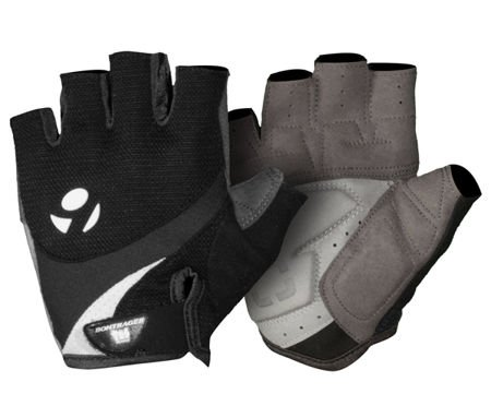 Bontrager cycling gloves for women Solstice M black