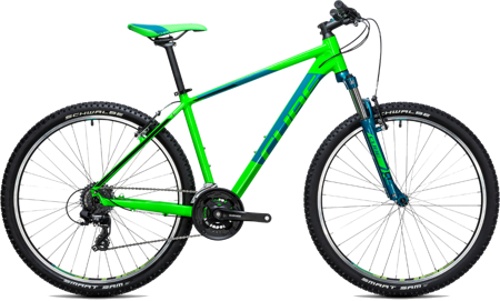 "Cube Aim 27 (16"") green/blue"