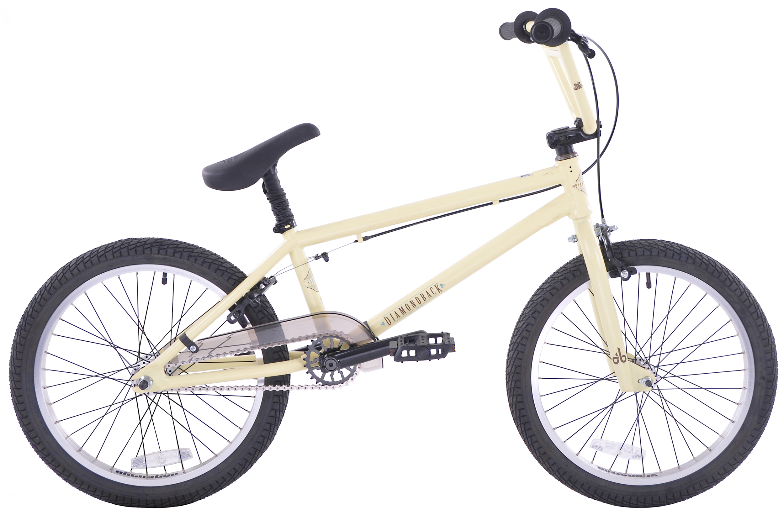 Diamondback 20 VORTEX chrom BMX rower