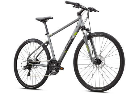 "Fuji Traverse 1,9 28 19""  metallic grey 2018"