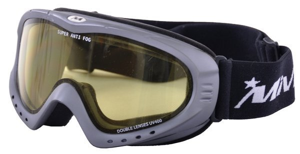 Goggle Patrol black/Clear
