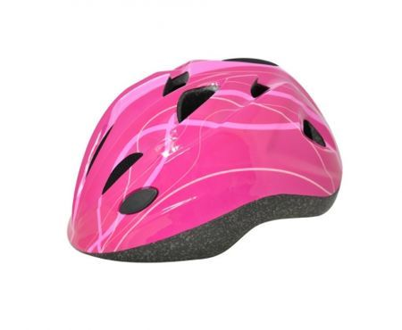KASK ROWEROWY COOL Full Pink S 48-52