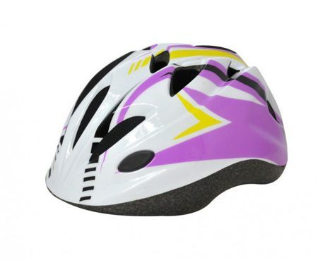 KASK ROWEROWY COOL HEX PINK A1410-S 48-52