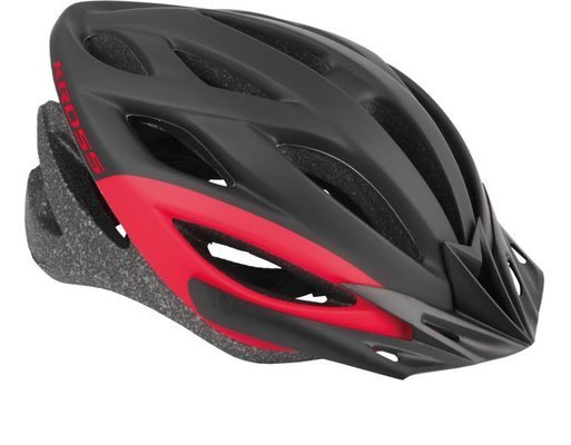 Kask Borao M black red