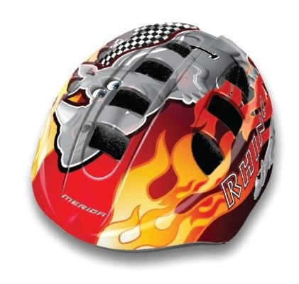 Kask Merida Rhino Red S 48-52cm