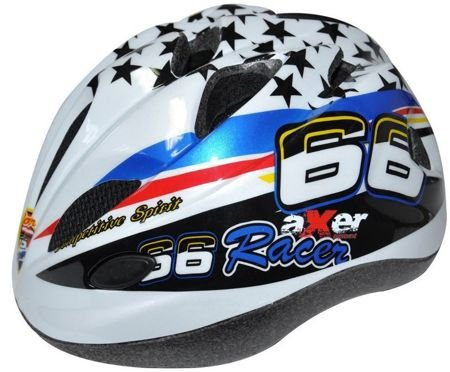 Kask rowerowy Happy Cool Stars S 48-52