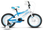 Kross pretty blue gloss 2016 children's bike 16