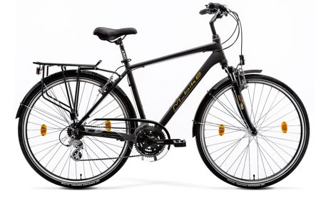M-BIKE T-BIKE 9.1 Man 51cm matt black/yellow/grey 2019