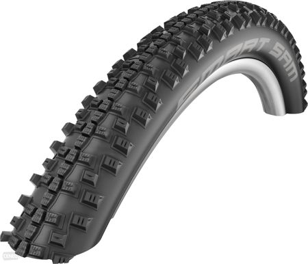 Opona Schwalbe Smart Sam Performance 27,5x2,1 (54-584) Addix