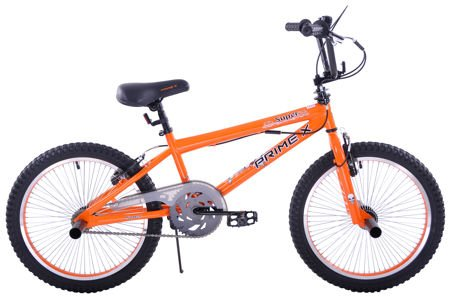 "ROWER BMX SUPER PRIME 20"" orange"