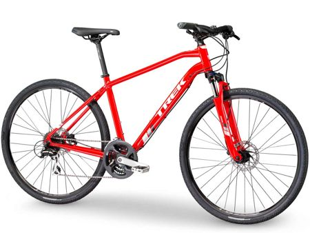 Trek DS 2 21 Viper Red rower