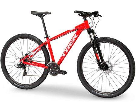 Trek Marlin 5 13,5 650b Viper Red rower