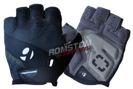 Women's cycling gloves Bontrager Race Gel M black
