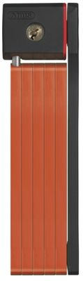 Zamknięcie rowerowe 5700/80 uGrip bordo Orange uGrip Bordo orange 0054365