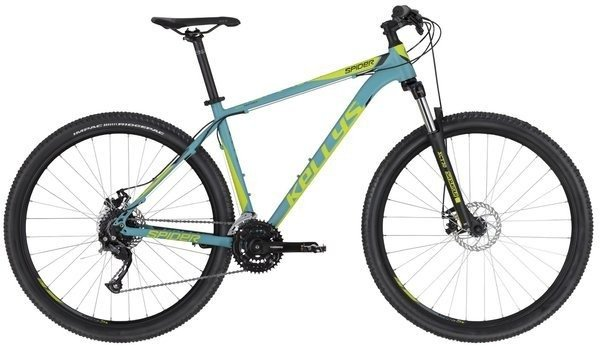 Kellys Spider 10 Turquoise M 27,5 2020