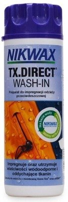 TX Direct Wash -IN do odzieży z membranami