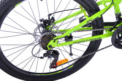 "Fuzlu Perfect Power 26""  2xT black/green"