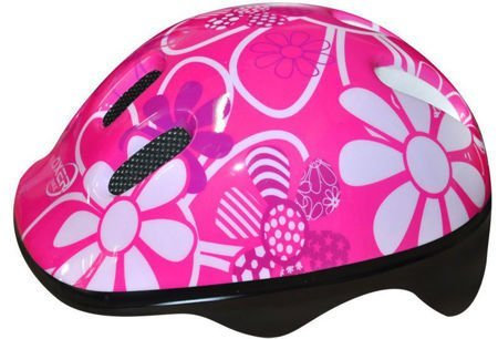 Kask rowerowy Happy Coral S