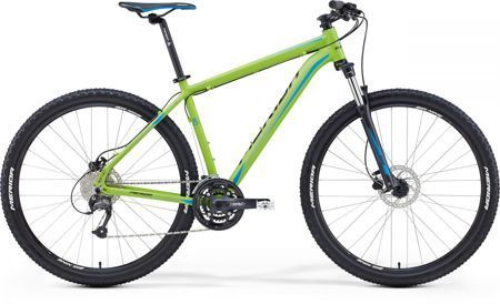 Merida BIG NINE 40-D 19 Matt green ( blue/black )