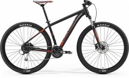 "Merida Big.NIne 100 19"" RED-GREY"