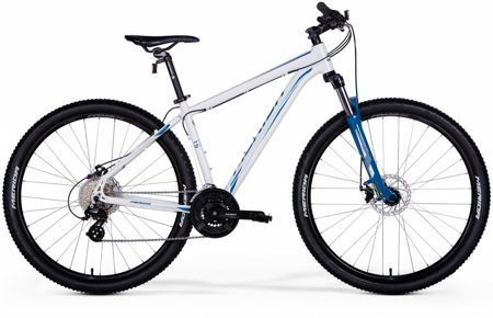 "Merida Big Nine 15-MD (17"")  PEARL WHITE -DARK BLUE 2017"