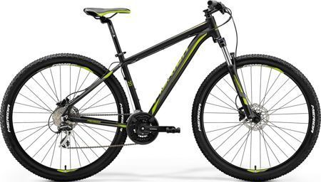 "Merida Big.Nine 20-D  M (17"") BLACK-GREEN 2018"