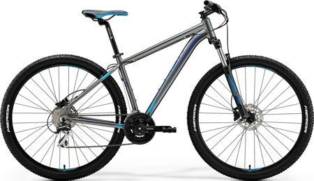 "Merida Big Nine 20-D  XL (21"") BLUE-BLUE 2018"