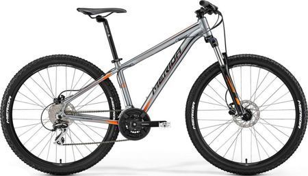 "Merida Big. Seven 20-D 18,5"" ANTHRACITE ORANGE-BLACK"