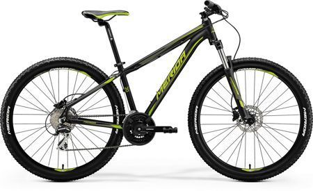 "Merida Big.Seven 20-D  XS(13,5"") BLACK-GREEN 2018"