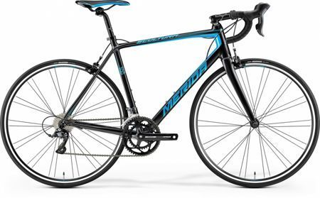 "Merida Scultura 100 L56"" BLACK-BLUE"
