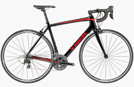 Trek Emonda S 5 (56) black/ red 2017