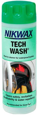 ZESTAW NIKWAX TECH WASH + IMPREGNAT POLAR PROOF 300ml